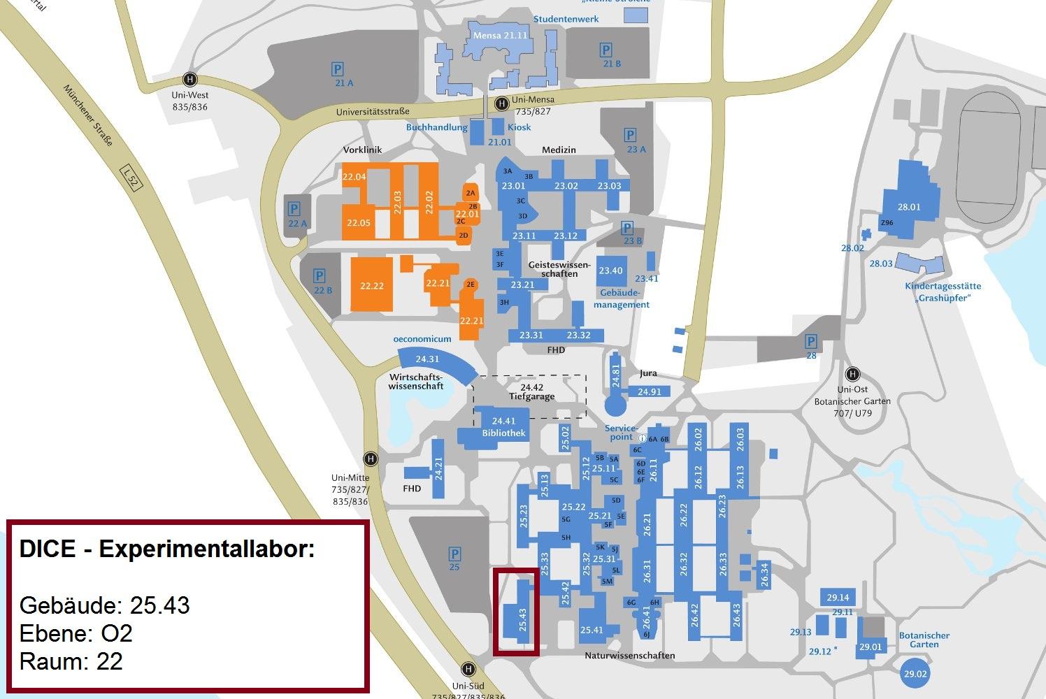 universitt dsseldorf dice labor - Dsseldorf Uni Bewerbung